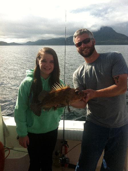 Rockfish!