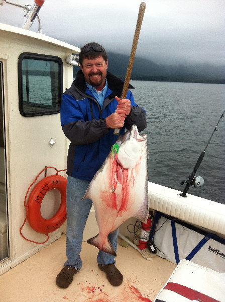 Jons Ketchikan Halibut