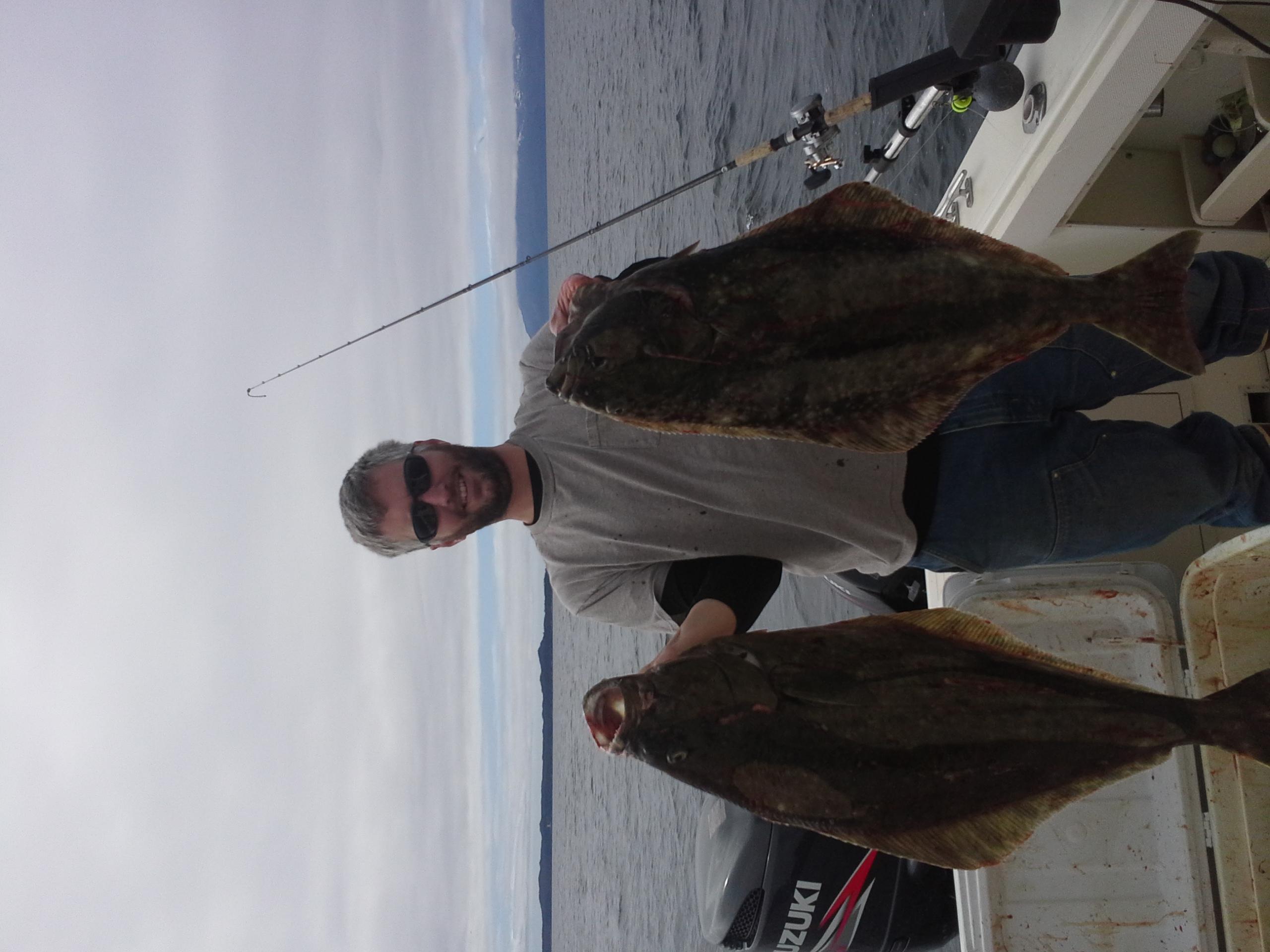 Ketchikan Alaska Halibut Fishing