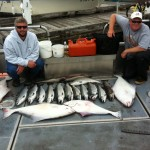 Ketchikan Halibut and Salmon fishing